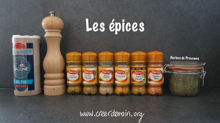 epices aliments a avoir alimentation vegan.JPG